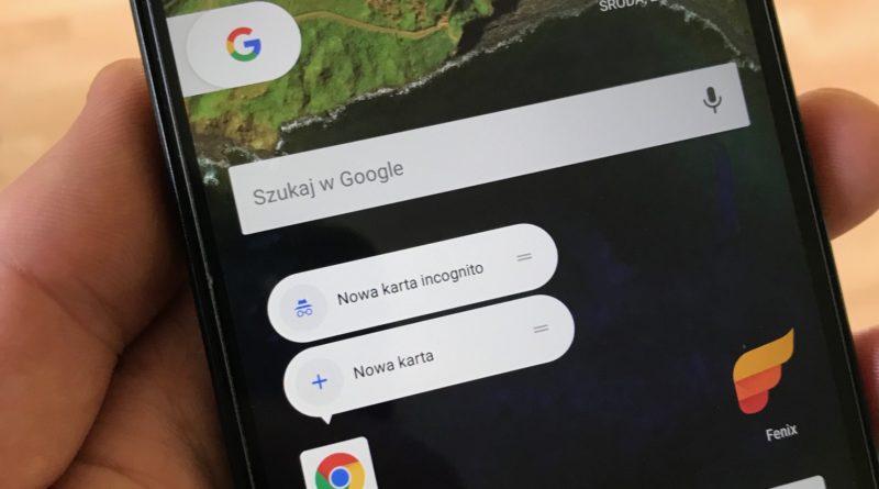 Google Chrome 60 Android O
