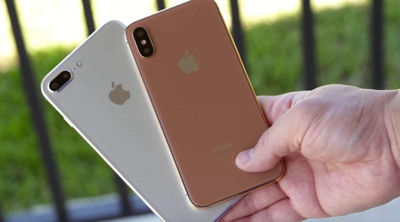iPhone 8 iPhone 7s Plus