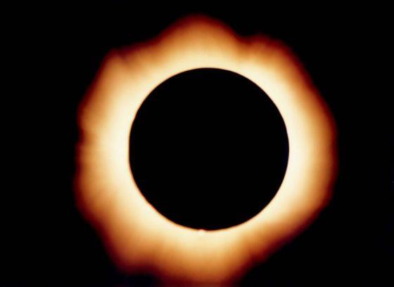 nasa aplikacje zaćmienie słońca