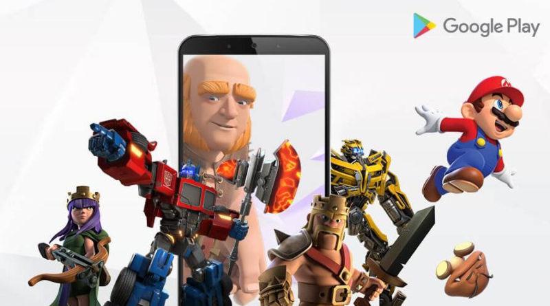 Play bonus Sklep Play Android