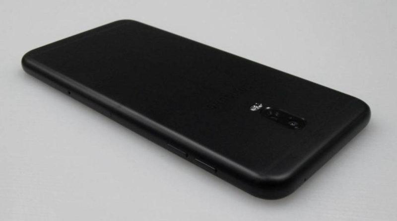 Samsung Galaxy C7 (2017) dual SIM