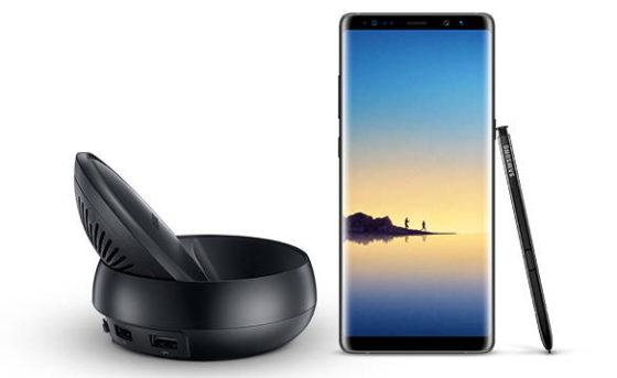 Samsung Galaxy Note 8 przedsprzedaż DeX Guard