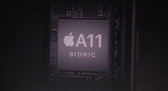 Apple A11 Bionic iPhone X