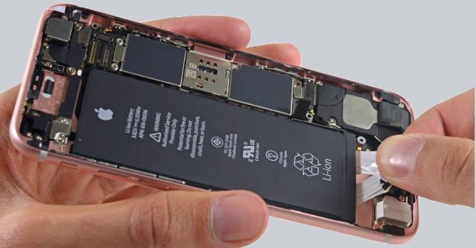 iPhone 8 Plus bateria