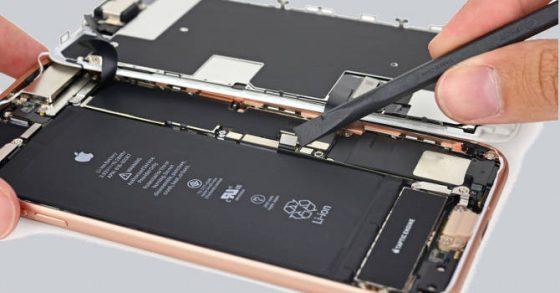 iPhone 8 Plus ifixit