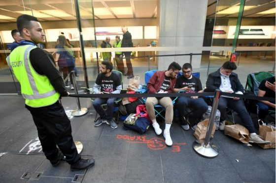 iphone 8 premiera australia apple store