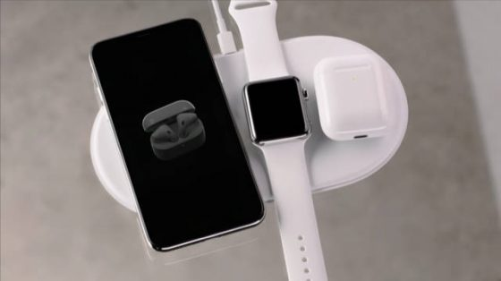 Apple iPhone X iPhone 8 AirPower Apple Watch series 3