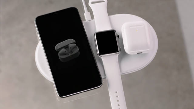 Apple iPhone X iPhone 8 AirPower Apple Watch series 3 iOS 12.2 beta 6 nowe AirPods 2 cena