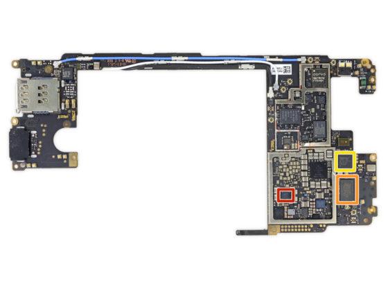 Essential Phone iFixit