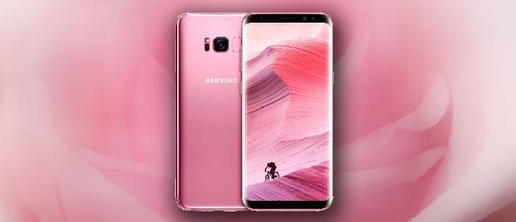Samsung Galaxy S8 Rose Pink różowy