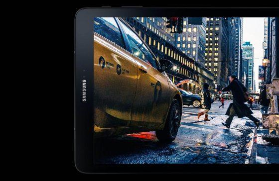 Samsung Galaxy Tab S3 Netflix HDR