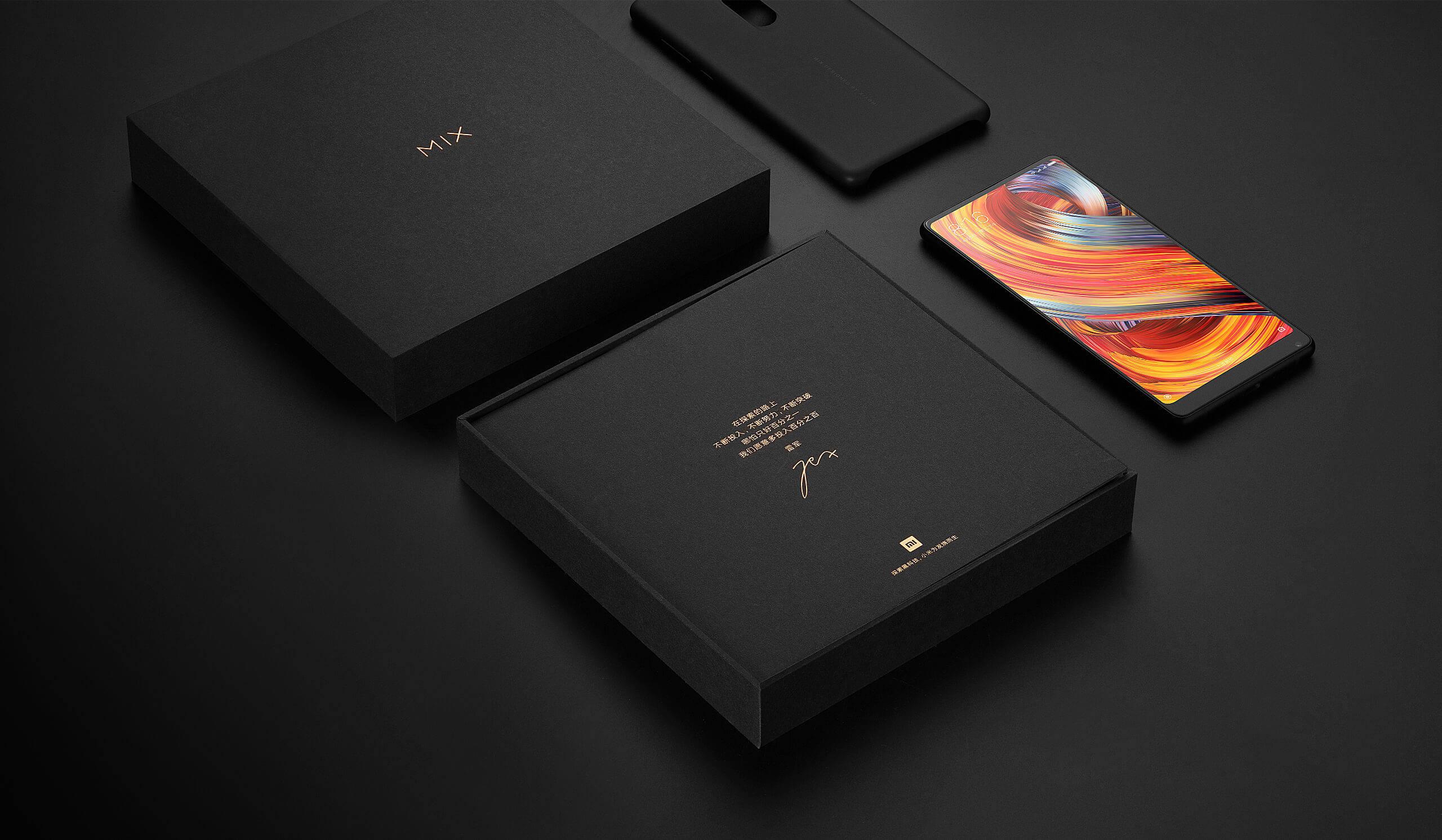 Xiaomi Mi Mix 2 Ma Ekran Kt 243 Ry łatwo Stłuc Ale Xiaomi Ma