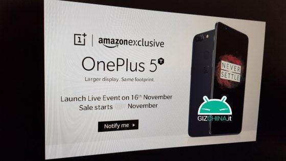 OnePlus 5T kiedy premiera