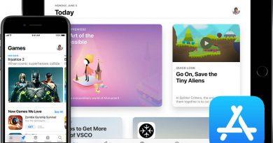 App Store Apple najlesze aplikacje i gry na iOS