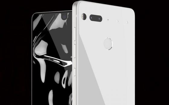 Essential Phone Pure White