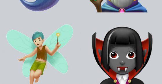 Apple iOS 11.1 beta 2 nowe emoji