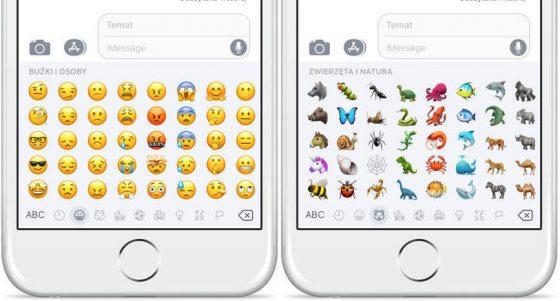 iOS 11.1 beta 2 emoji