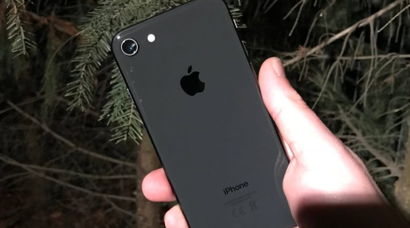 Apple iPhone 8 test recenzja opinia