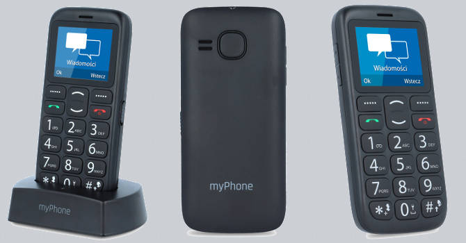 myPhone Simply 2 opinie Biedronka