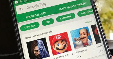 Sklep Play z promocjami. Gry i aplikacje za darmo lub w dużo niższych cenach