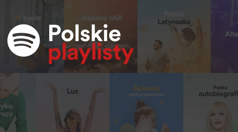 Spotify polskie playlisty