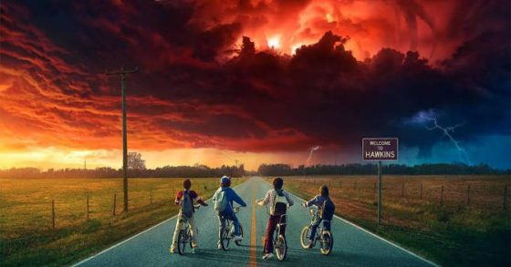 Stranger Things 2 Netflix