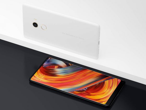 Xiaomi Mi Mix 2 Ceramic Special Edition