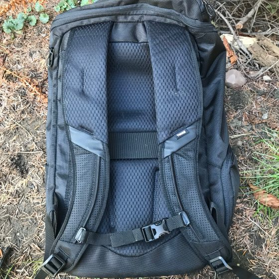 Thule Accent Backpack opinie test recenzja
