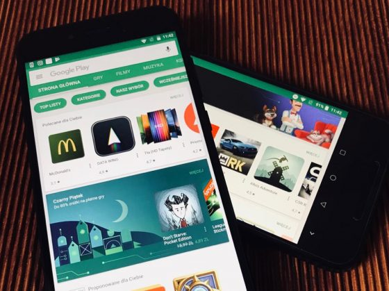 sklep play android aplikacje gry