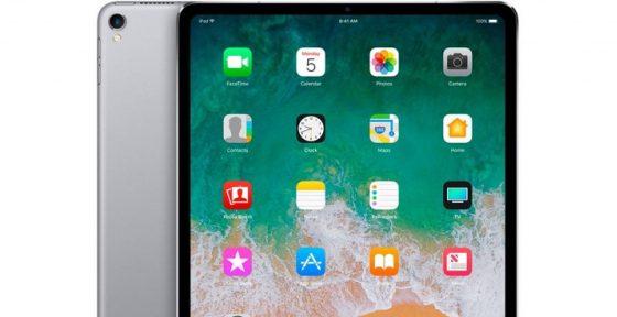 Apple iPad Pro 2018 Face ID iOS 12 iPhone X