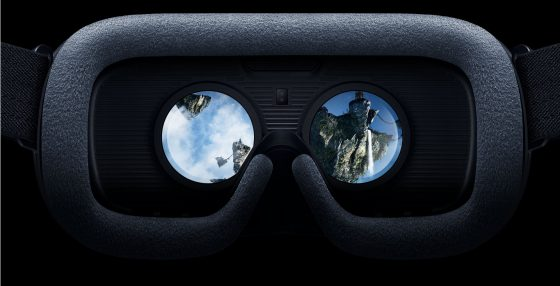 Apple gogle VR rOS