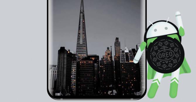 Samsung Galaxy S9 Android 8.0 Oreo