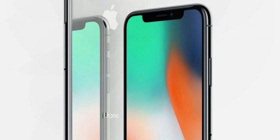 iPhone X nowy dzwonek Reflection