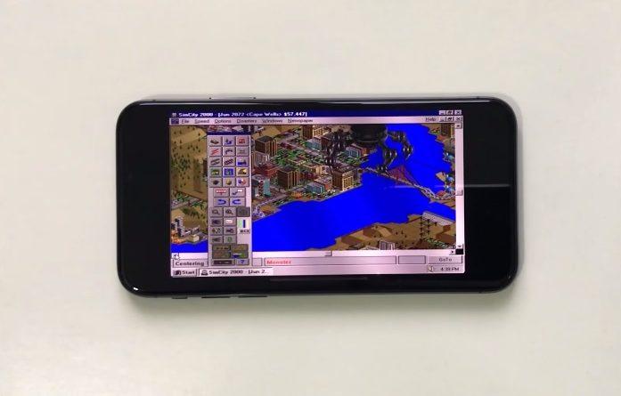 iphone x windows 95