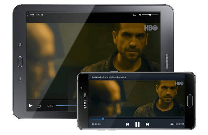 Samsung HBO Go