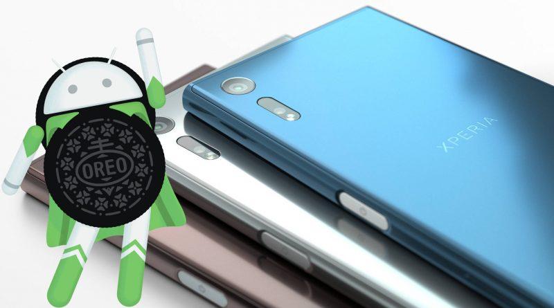 Sony Xperia XZ Android 8.0 Oreo