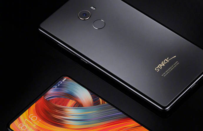 Xiaomi Mi Mix 2 Starck Edition