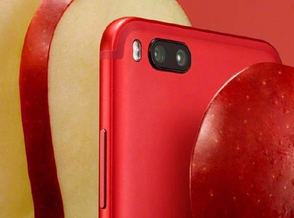 Xiaomi Mi 5X czerwony