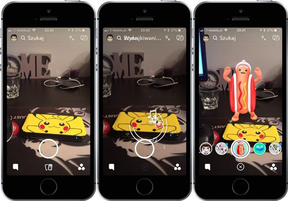 Snapchat najlepsze sztuczki i triki