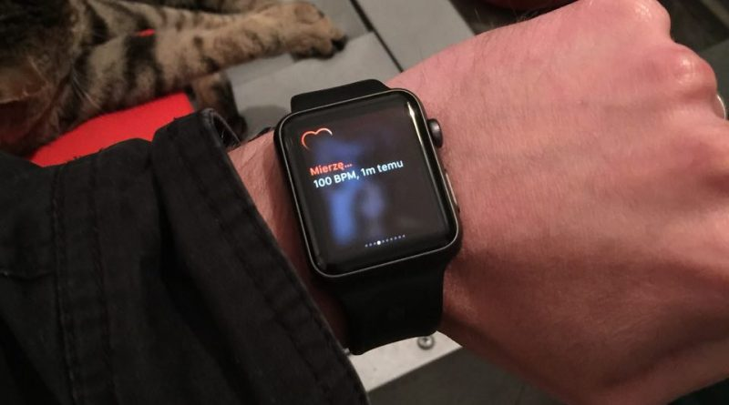 Apple Watch series 4 monitor EKG