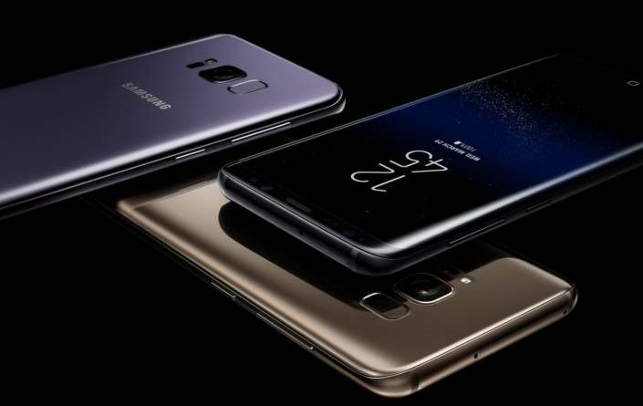 Samsung Galaxy S9 kolory
