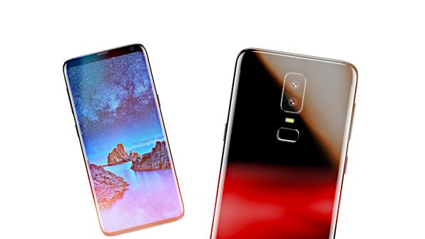 Vkworld S9 klon Samsung Galaxy S9