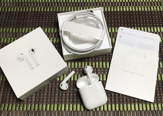 Apple AirPods opinie test recenzja