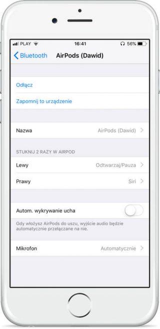 Apple AirPods triki sztuczki