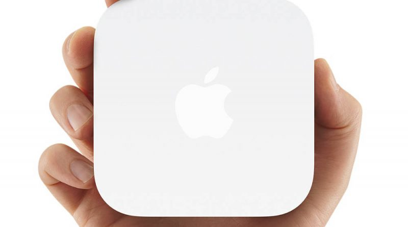 Apple AirPort Express AirPlay 2 iOS 12 HomeKit