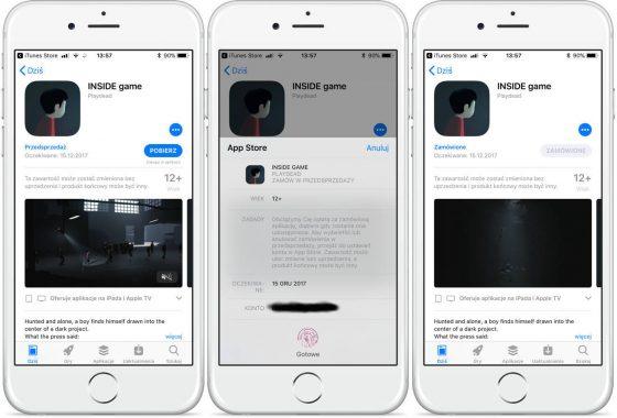 Apple wprowadza do App Store przedsprzedaż na aplikacje i gry. Jak to działa?