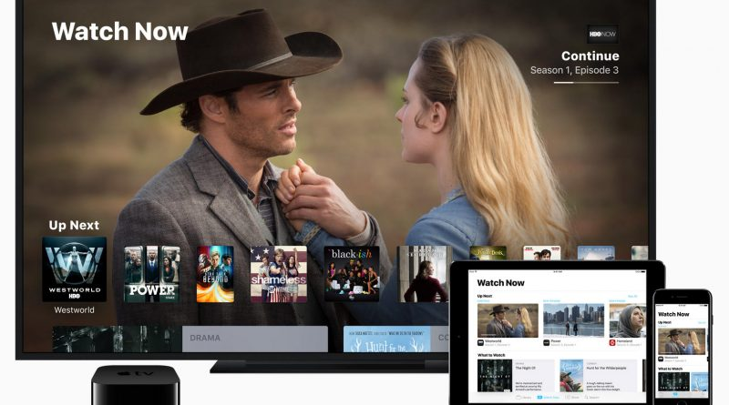 Apple TV HBO Go w Polsce