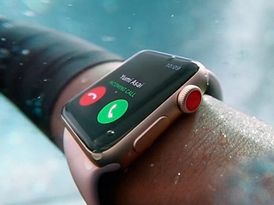 watchOS 4.2 dla Apple Watch