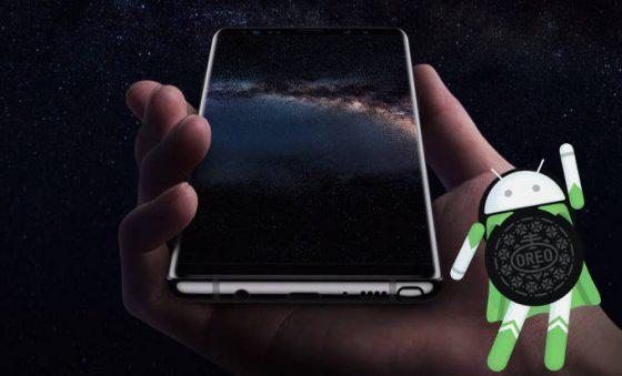 Samsung Galaxy Note 8 Android 8.0 Oreo aktualizacja