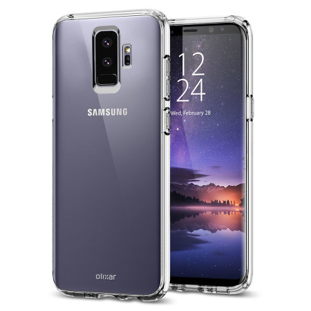 Samsung Galaxy S9 rendery etui Olixar